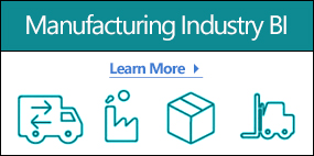 Manufacturing Business Intelligence Solutions