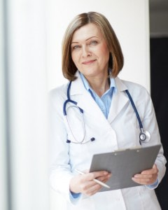 female-doctor-with-clipboard