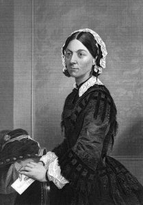 Florence Nightingale - mother of modern healthcare analytics