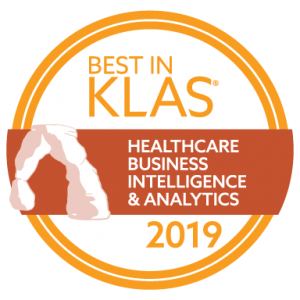 Dimensional Insight Named 2019 Best in KLAS in Healthcare Business Intelligence and Analytics