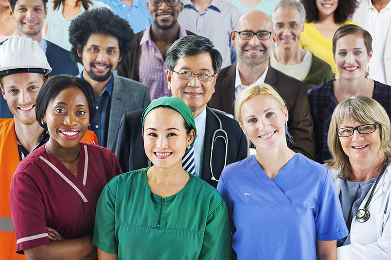 Promoting Diversity and Inclusion in Healthcare
