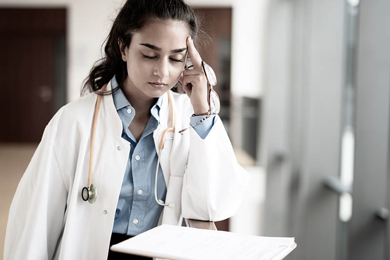 Physician Burnout: Using Data to Find Possible Causes and Solutions