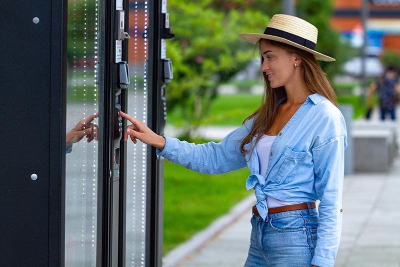 Are Vending Machines the Bartenders of the Future?