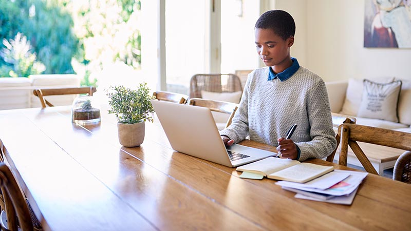 The Data on Working from Home: Does It Improve Productivity?