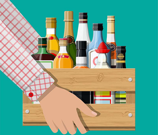 Liquor Laws Change in Response to Demand for Delivery During Pandemic