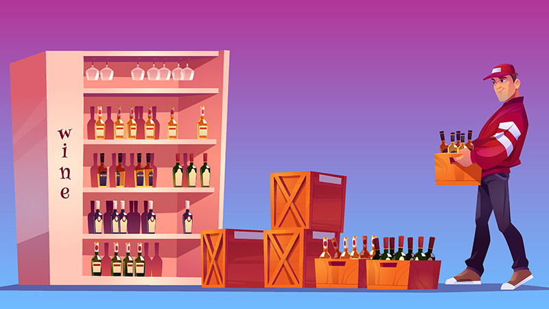 The Tenuous Partnership Between Liquor Stores and Delivery Apps, and How Data can Help
