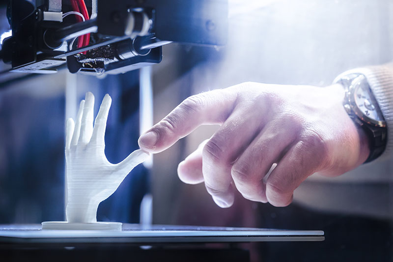 How 3D Printing and Big Data are Working Together