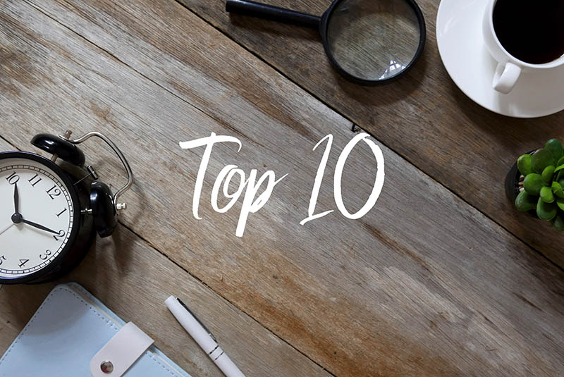 Top 10 Blog Posts of 2020