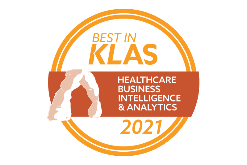 Dimensional Insight Named 2021 Best in KLAS in Healthcare Business Intelligence/Analytics