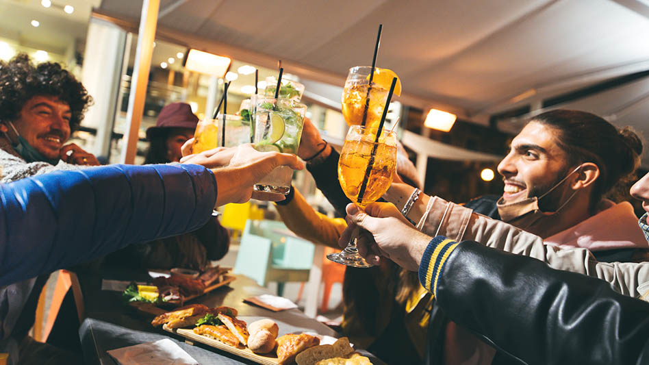 Are Pop-Up Bars A Potential Pandemic Solution?