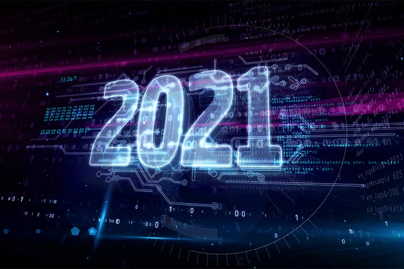 5 Tech Trends That are Ready to Dominate 2021!
