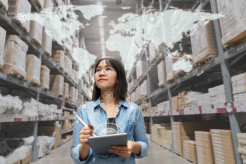 Rethinking Logistics and How the Government is Getting Involved