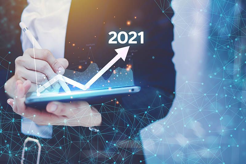 5 Business Intelligence and Analytics Trends that Are Shaping 2021